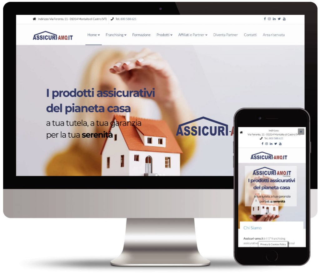 assicuriamo ecommerce