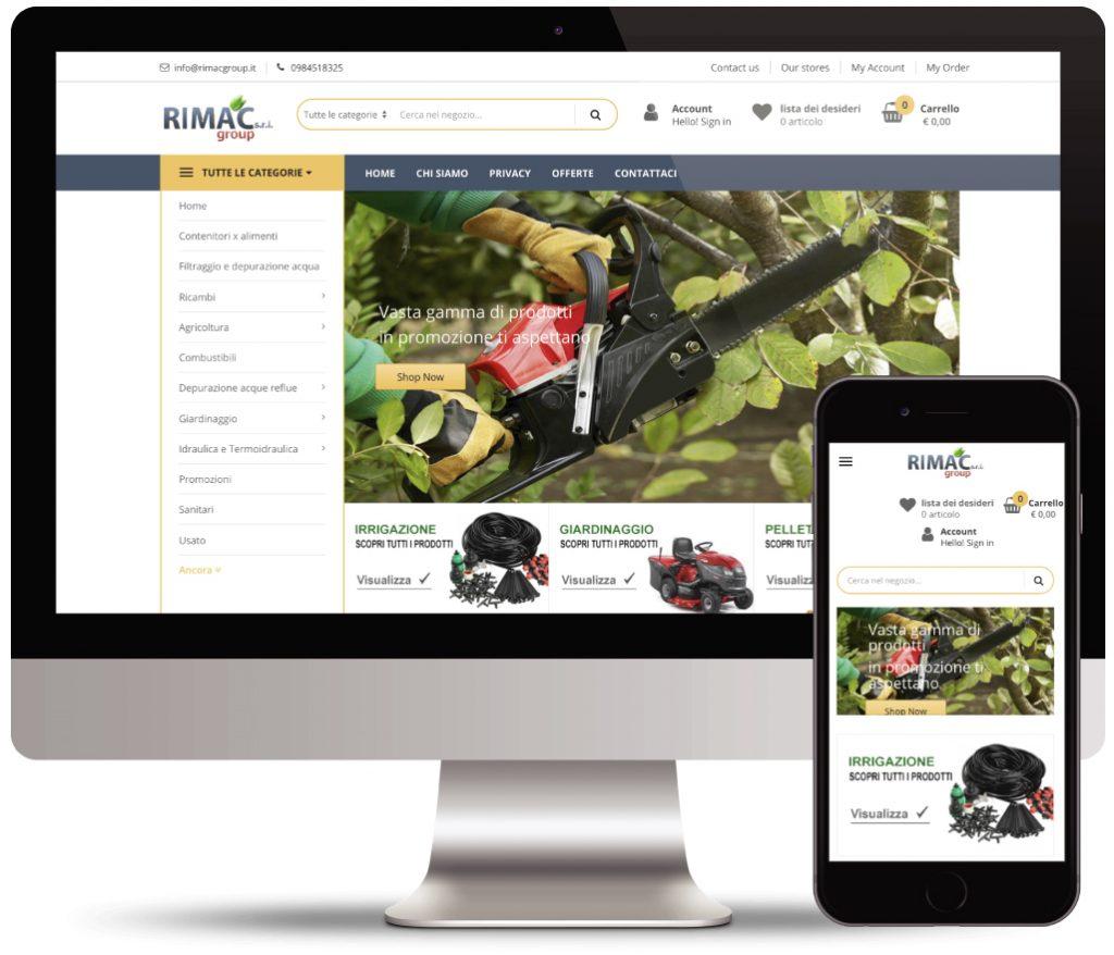 rimacgroup ecommerce