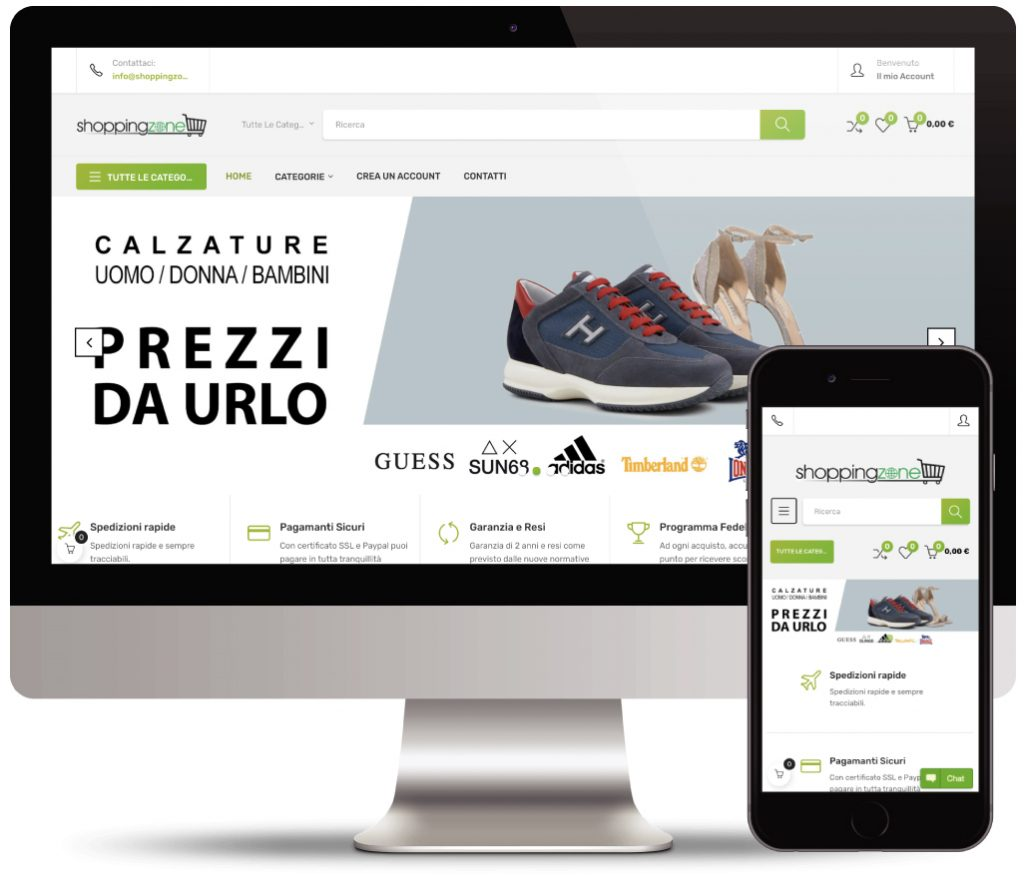 shoppingzone ecommerce